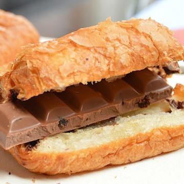 Schokolade während einer Diät