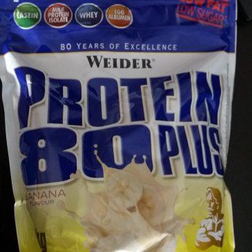 Weider 80 Plus Protein Testbericht
