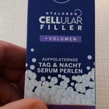 Nivea Cellular Filler Selbstversuch