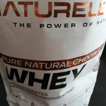 Proteinpulver Natureletics Testbericht